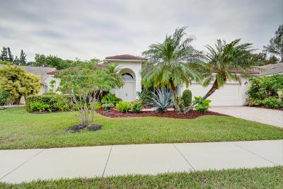 Boynton Beach, Gulf Stream Single Family Home For Sale: 7832 Bridlington Drive