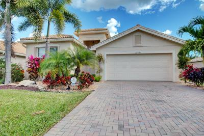 Boynton Beach Single Family Home For Sale: 10650 Regatta Ridge Road