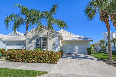 West Palm Beach Single Family Home For Sale: 1050 Lytham Court