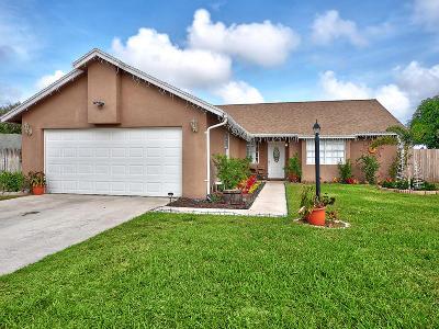 Boynton Beach Single Family Home For Sale: 1717 Banyan Creek Court