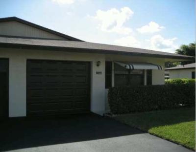 Boynton Beach Condo For Sale: 1504 Palmland Drive #1-E
