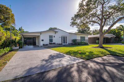 Fort Lauderdale Single Family Home For Sale: 1736 NE 17th Avenue