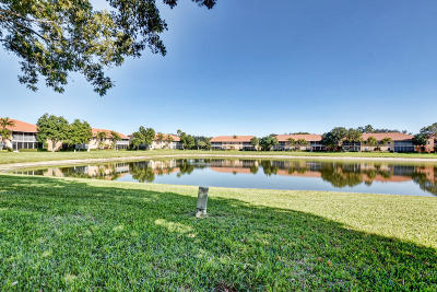 Boynton Beach Condo For Sale: 9781 Shadybrook Drive #201