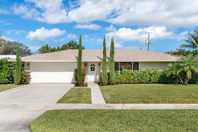 Boca Square Single Family Home For Sale: 1083 SW 5th Street