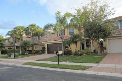 Greenacres Single Family Home For Sale: 5412 Wellcraft Drive