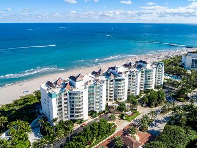 Boca Raton Condo Sold: 800 S Ocean Boulevard #305