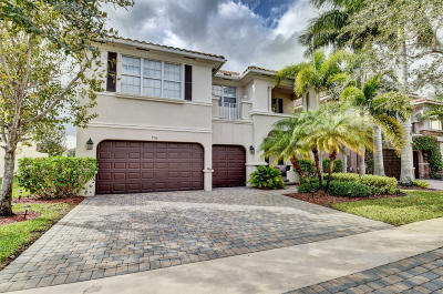 Boynton Beach Single Family Home For Sale: 9916 Cobblestone Creek Drive