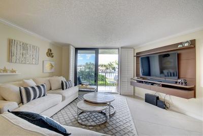 Highland Beach Rental For Rent: 3912 S Ocean Boulevard #111