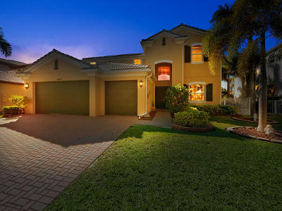 Port Saint Lucie Single Family Home For Sale: 11413 SW Fieldstone Way