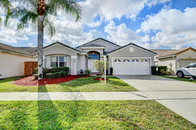 Single Family Home Contingent: 9628 Tavernier Drive