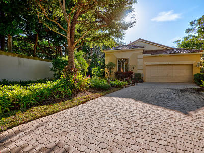 Palm Beach Gardens Single Family Home For Sale: 339 Sunset Bay Lane