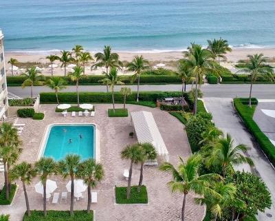Palm Beach Condo For Sale: 170 Ocean Boulevard #607