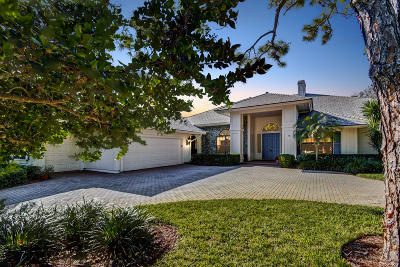 Stuart Single Family Home For Sale: 6280 SE Winged Foot Drive