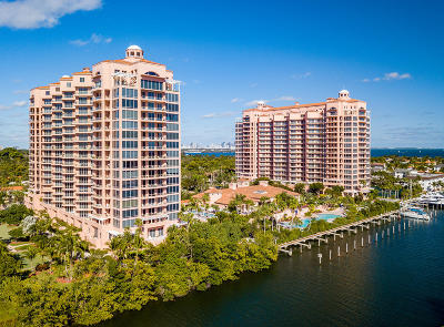 Miami-Dade County Condo For Sale: 10 Edgewater Drive #3g