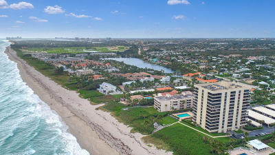 Juno Beach Condo For Sale: 450 Ocean Drive #603