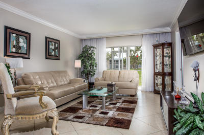 Boca Raton FL Condo For Sale: $159,000