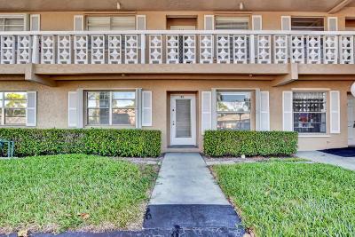 Delray Beach Condo For Sale: 1110 Boxwood Drive #103