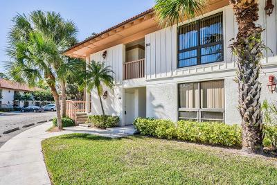 Palm Beach Gardens Condo For Sale: 323 Brackenwood Circle
