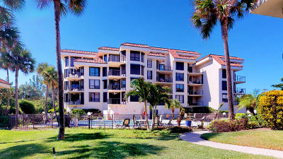 Fort Pierce Condo For Sale: 4100 Highway A1a #324