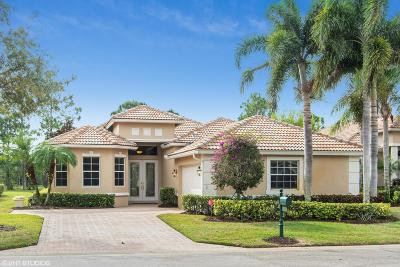 Port Saint Lucie Single Family Home For Sale: 7761 Greenbrier Circle