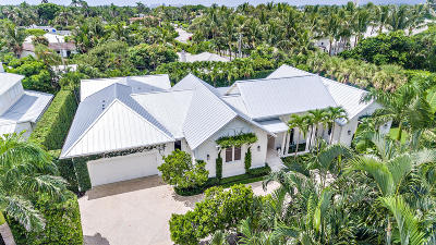Palm Beach Single Family Home For Sale: 1475 Lake Way
