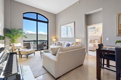 West Palm Beach Condo For Sale: 701 S Olive Avenue #412