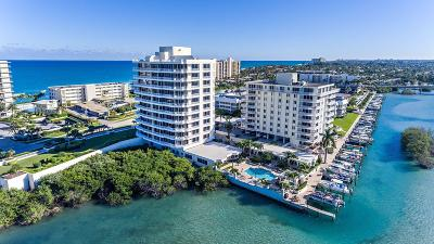 Tequesta Condo For Sale: 425 Beach Road #6r