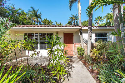 Boca Raton Single Family Home For Sale: 251 NW 39th Street