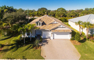 Jupiter Single Family Home For Sale: 114 Shores Pointe Drive