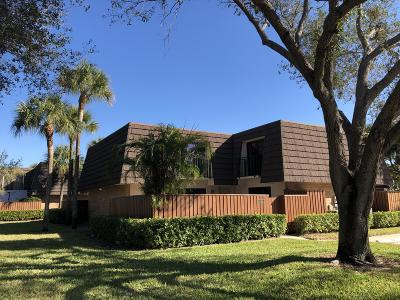 Jupiter Townhouse For Sale: 1404 14th Court
