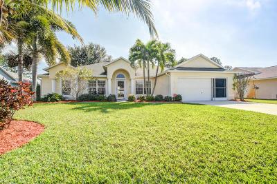 Port Saint Lucie FL Single Family Home For Sale: $269,888