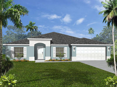 Port Saint Lucie Single Family Home For Sale: 5473 NW Culver Court