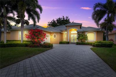 Port Saint Lucie Single Family Home For Sale: 1596 Ballantrae Court