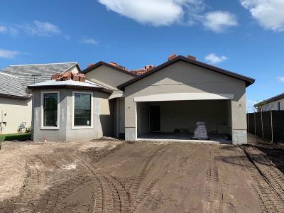 Port Saint Lucie Single Family Home For Sale: 629 SE Monet Drive