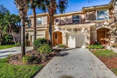 Royal Palm Beach Townhouse For Sale: 409 Rainbow Springs Terrace
