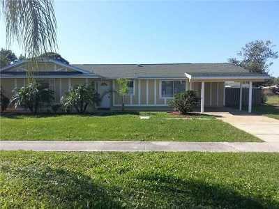 Port Saint Lucie Single Family Home For Sale: 298 NE Floresta Drive