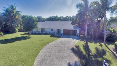 Boynton Beach, Gulf Stream Single Family Home For Sale: 4242 Pine Cone Lane