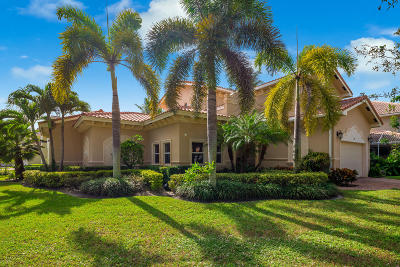 Jupiter Single Family Home For Sale: 412 Meadowlark Drive