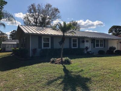 Single Family Home For Sale: 7003 Fort Walton Avenue