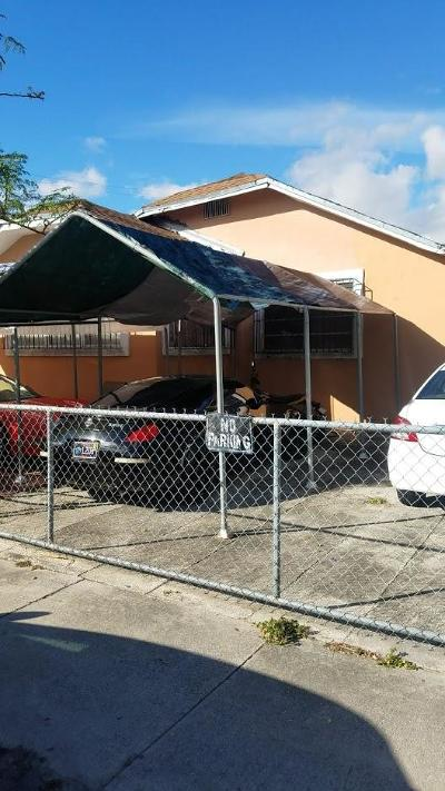 Miami Single Family Home For Sale: 2365 NW 3rd Street