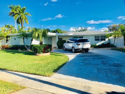 Boca Raton FL Single Family Home For Sale: $680,000