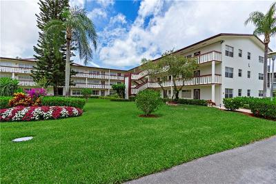 Boca Raton Condo For Sale: 611 Fanshaw O #611