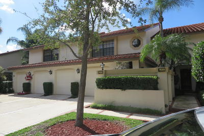 Boca Raton FL Condo For Sale: $250,000
