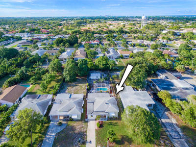 Lake Worth Single Family Home For Sale: 1522 18th Avenue