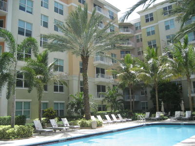 Lantana Condo For Sale: 804 E Windward Way #119