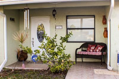 Margate Single Family Home For Sale: 6740 NW 26 Street