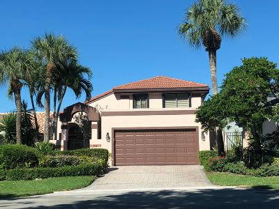Delray Beach Single Family Home For Sale: 7749 Glendevon Lane
