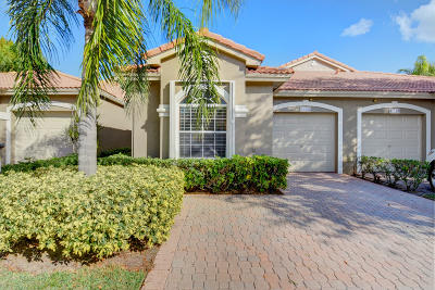 Boca Raton FL Single Family Home For Sale: $324,900