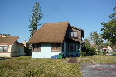Miramar Single Family Home For Sale: 8801 SW 21st Street