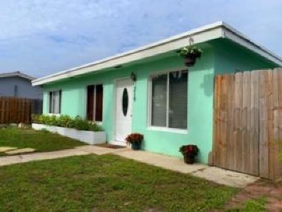 Boynton Beach Single Family Home For Sale: 219 SE 4th Avenue
